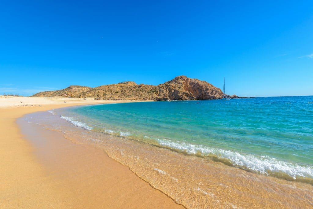 Santa Maria Beach, Cabo San Lucas by Cabo San Lucas
