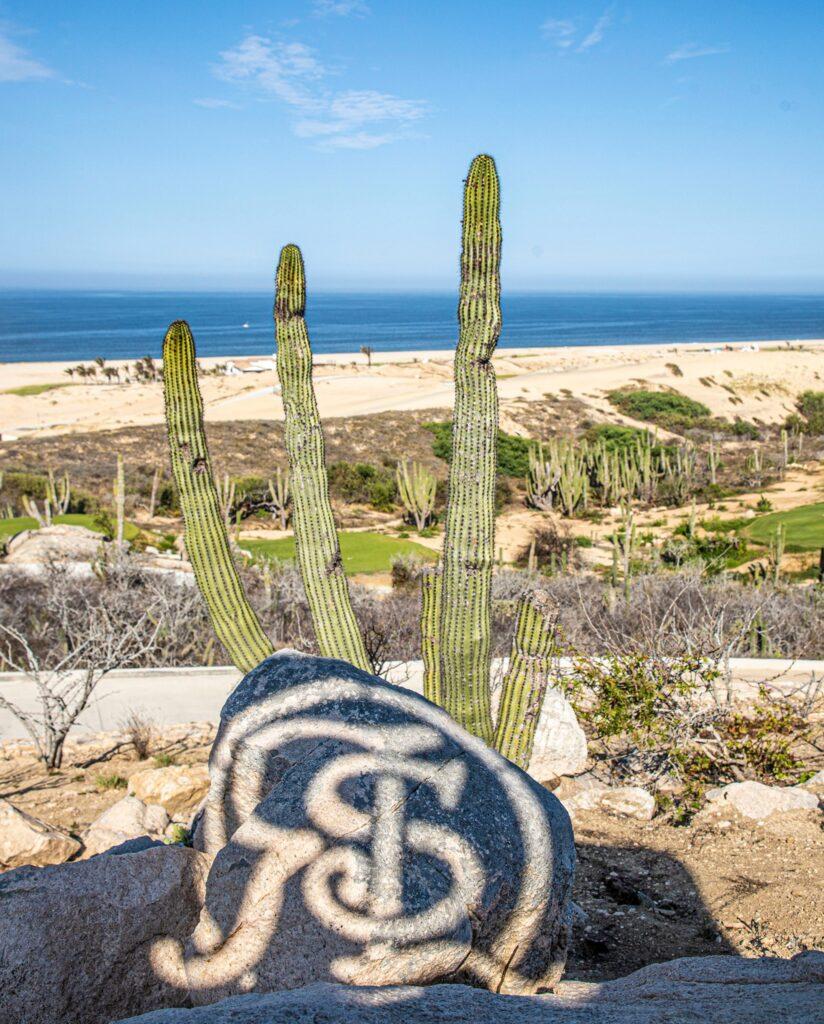 Rancho San Lucas sign
